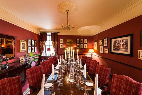 Thainstone House Hotel - Thainstone House Inverurie Private Dining