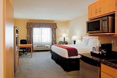 Holiday Inn Express Hotel & Suites Amarillo - Standard King Room