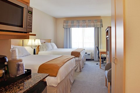 Holiday Inn Express Hotel & Suites Amarillo - Standard Double Queens
