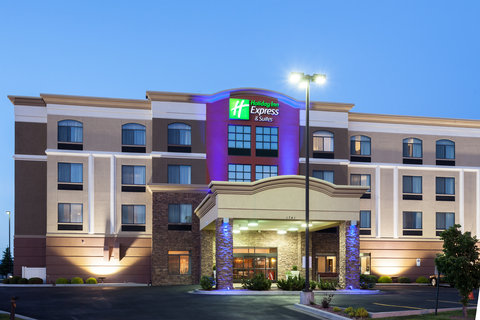 Holiday Inn Express & Suites CHEYENNE - Hotel Exterior