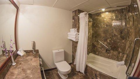 Holiday Inn GUATEMALA - Guest Bathroom
