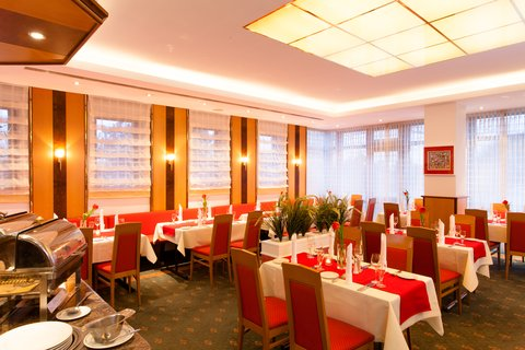 Panorama Billstedt Hotel - Restaurant TOP CCL Hotel Panorama Billstedt