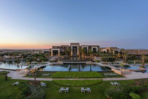 Prince Villa - Royal Palm Marrakech - Main Facade