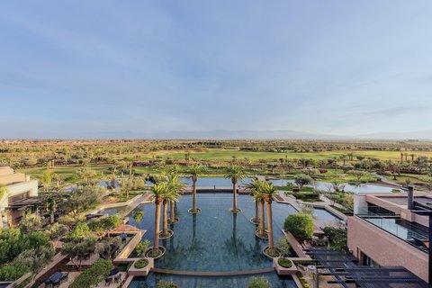 Prince Villa - Royal Palm Marrakech - Royal Palm Perspective