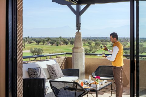 Prince Villa - Royal Palm Marrakech - Room Service