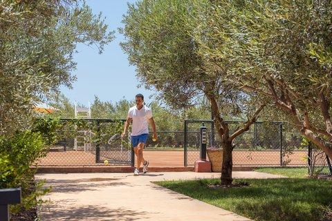 Prince Villa - Royal Palm Marrakech - Tennis Courts