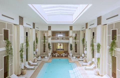 Prince Villa - Royal Palm Marrakech - Spa Indoor Pool