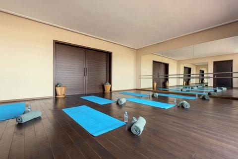 Prince Villa - Royal Palm Marrakech - Yoga Room