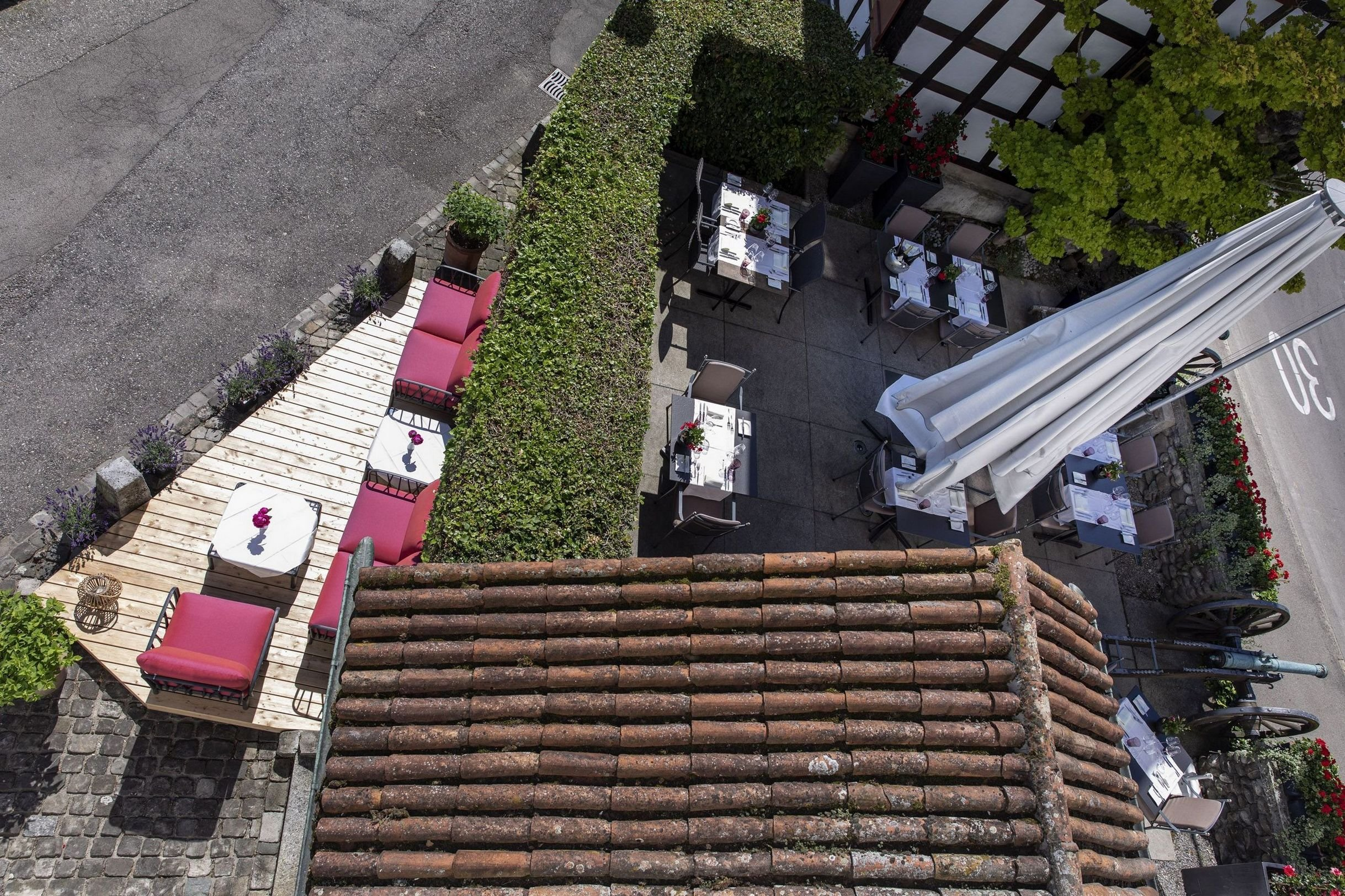 Hotel De Charme Roemerhof Arbon