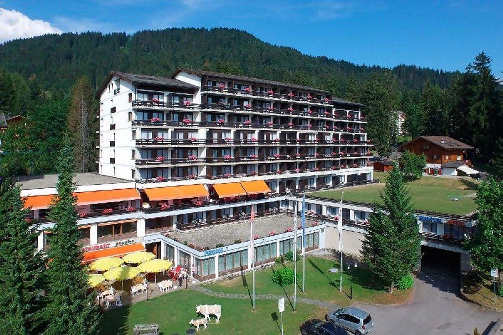Eurotel Victoria Villars Hotel