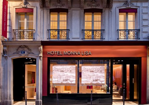 Inwood Hotel Paris