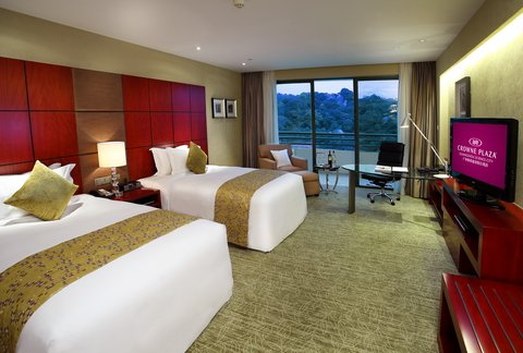 Crowne Plaza GUANGZHOU SCIENCE CITY - Superior Room