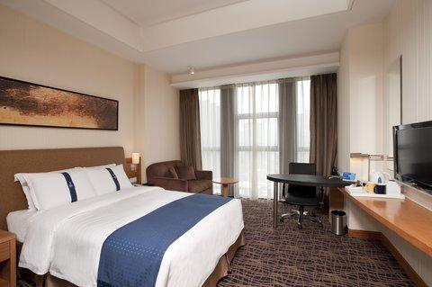 Holiday Inn Express BEIJING HUACAI - Queen Bed Guest Room