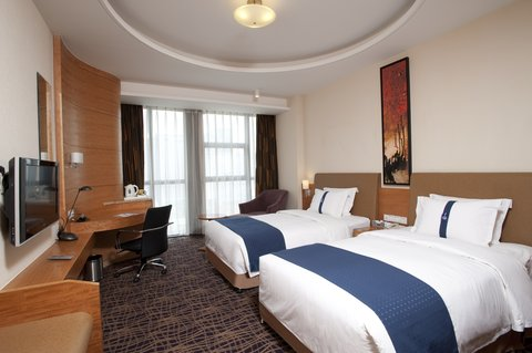 Holiday Inn Express BEIJING HUACAI - Double Bed Guest Room