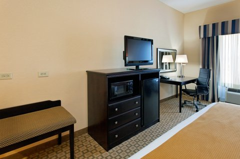 Holiday Inn Express & Suites TALLADEGA - Guest Room