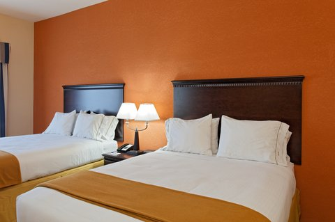 Holiday Inn Express & Suites TALLADEGA - Double Bed Guest Room