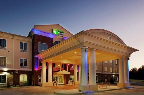 Holiday Inn Express & Suites TALLADEGA - Hotel Exterior