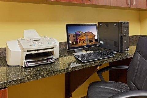 Holiday Inn Express & Suites TALLADEGA - Business Center