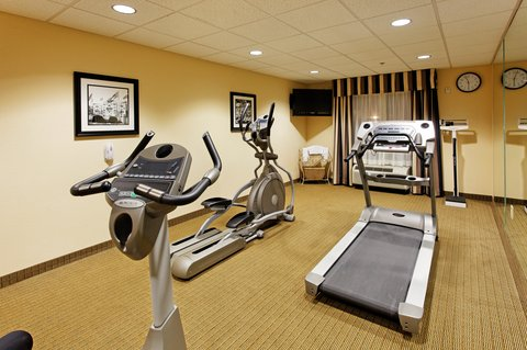 Holiday Inn Express & Suites TALLADEGA - Fitness Center