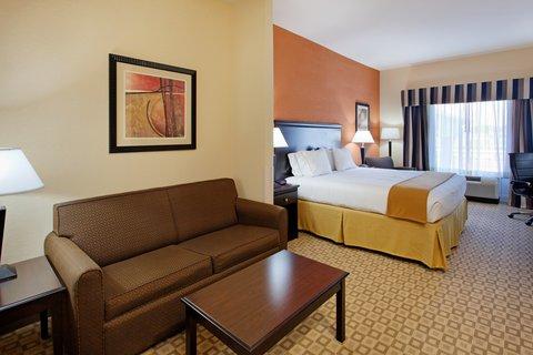Holiday Inn Express & Suites TALLADEGA - Suite