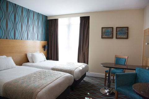 Holiday Inn BIRMINGHAM CITY CENTRE - Relax in one of our comfortable Twin guest Bedrooms