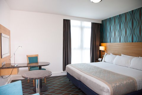 Holiday Inn BIRMINGHAM CITY CENTRE - Relax in one of our comfortable Double guest Bedrooms