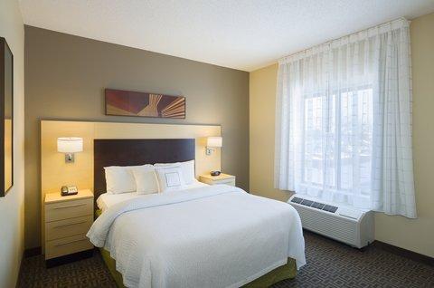 TownePlace Suites Harrisburg Hershey - One   Two-Bedroom Suite