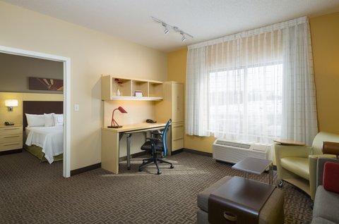 TownePlace Suites Harrisburg Hershey - One-Bedroom-Suite