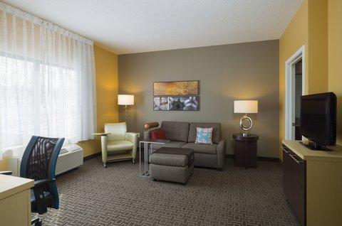 TownePlace Suites Harrisburg Hershey - One-Bedroom Suite