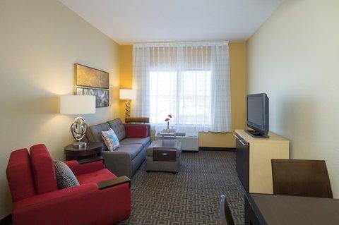 TownePlace Suites Harrisburg Hershey - Two-Bedroom Suite