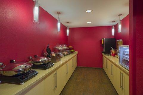 TownePlace Suites Harrisburg Hershey - Breakfast Serving Area