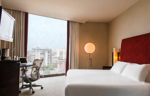 Hilton Garden Inn Bari Hotel - Guest Room