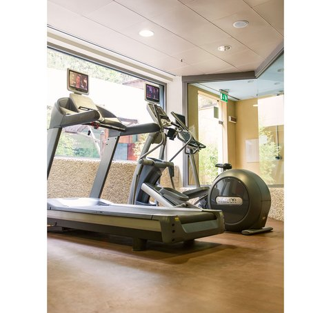 Hilton Garden Inn Bari Hotel - Gym