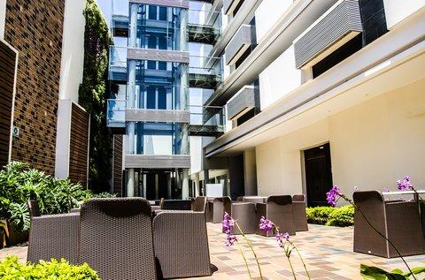 Hotel Casa Blanca - common areas