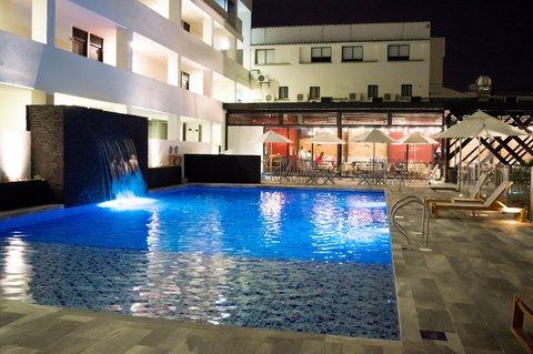 Hotel Casa Blanca - Outdoor pool
