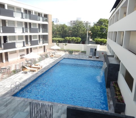 Hotel Casa Blanca - Pool