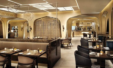 هيلتون العين - Flavours restaurant