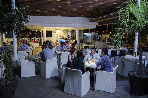 Hotel Casa Blanca - Restaurant Bar 360