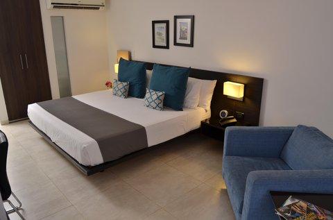 Hotel Casa Blanca - Junior Suite Double Bed