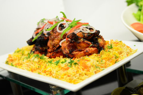 Holiday Inn ABU DHABI - A sumptious international buffet perfect for lunch and dinner