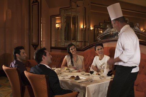 InterContinental CITYSTARS CAIRO - Maestro Italian Restaurant