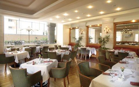 InterContinental CITYSTARS CAIRO - Mondial Cafe Restaurant - InterContinental Residence Suites