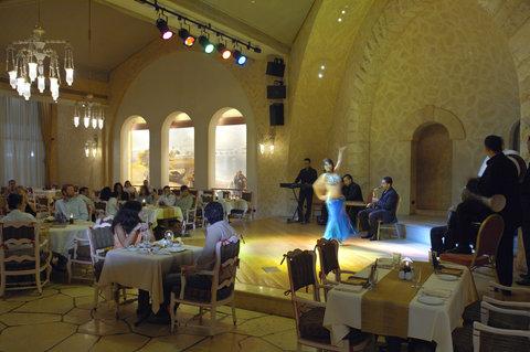 InterContinental CITYSTARS CAIRO - Fayruz Lebanese Restaurant