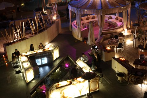 InterContinental CITYSTARS CAIRO - The Lounge