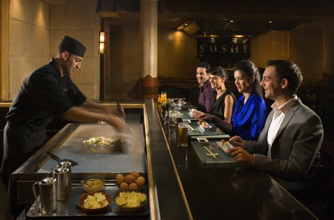 InterContinental CITYSTARS CAIRO - Shogun Japanese Restaurant