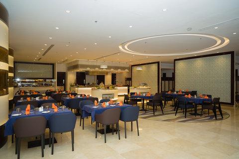 Holiday Inn YANBU - Relax in the Jasmine Restaurant
