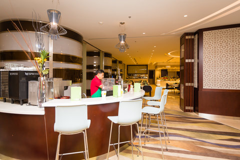 Holiday Inn YANBU - Lobby Cafe