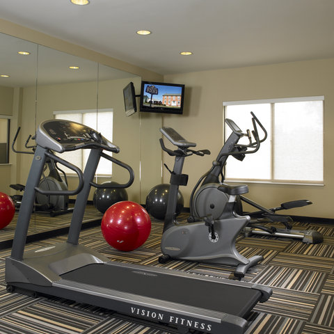 TownePlace Suites Harrisburg Hershey - Fitness Center