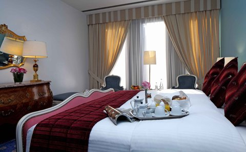 InterContinental TAIF - Guest Room