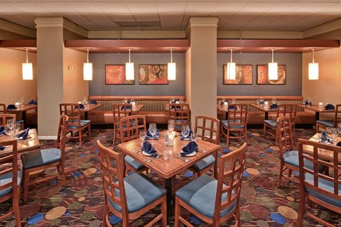 'Holiday Inn Los Angeles International Airport Hotel' - Landings Grill and Lounge - open daily from 6am to 11pm